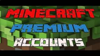Minecraft Premium account - Full access ( with mail )