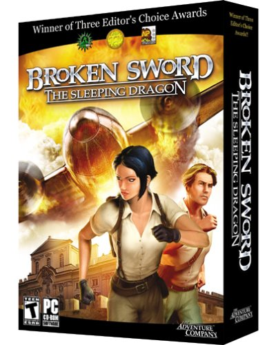 Broken Sword 3 - the Sleeping Dragon (Steam Key / ROW)