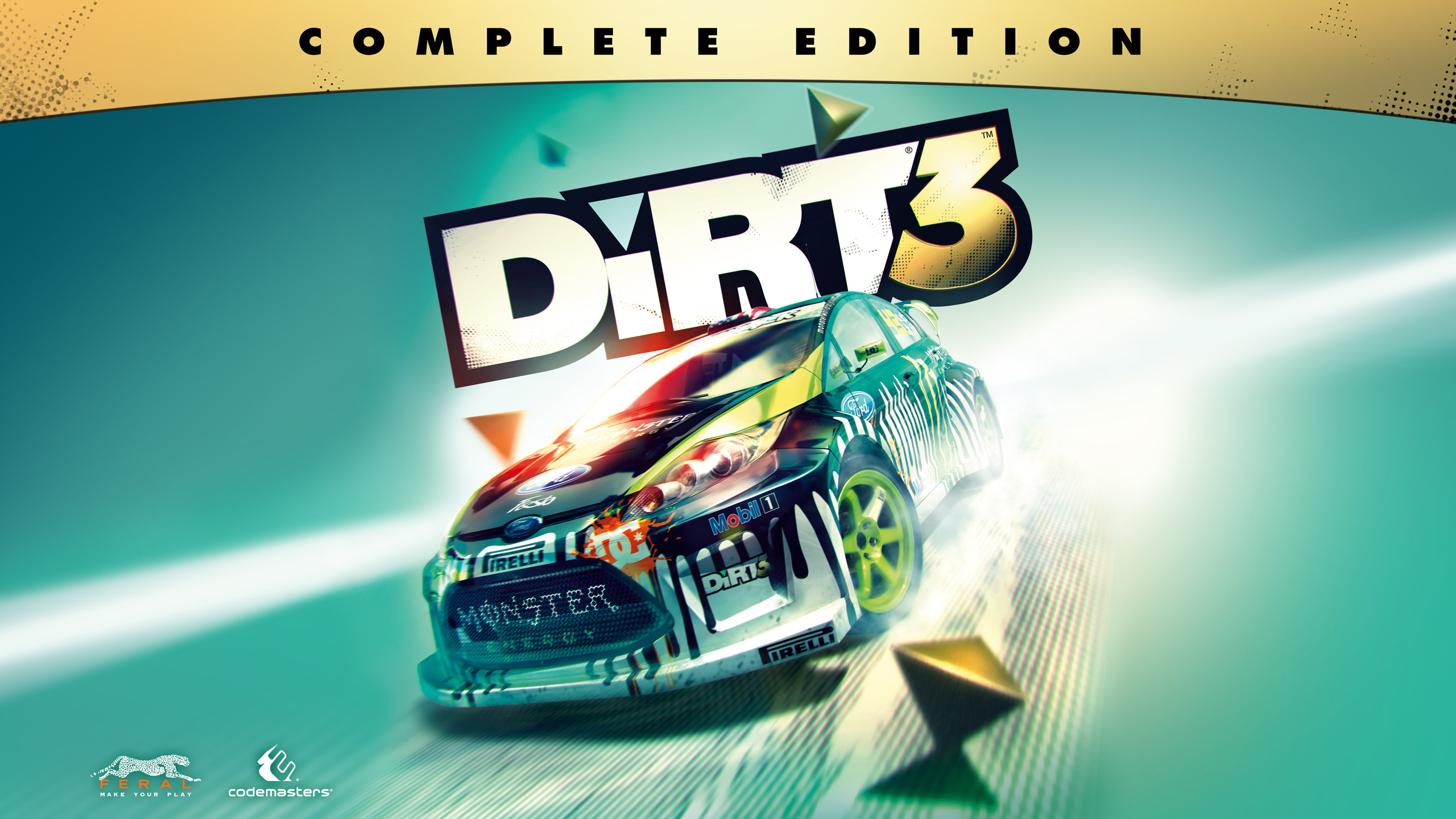 DiRT 3 Complete Edition (Steam Key / ROW / Region Free)