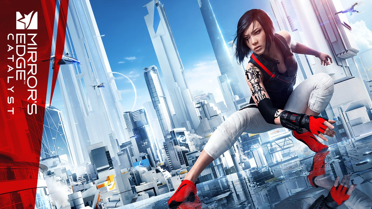 MIRROR´S EDGE: CATALYST  [Secret + Mail Change]