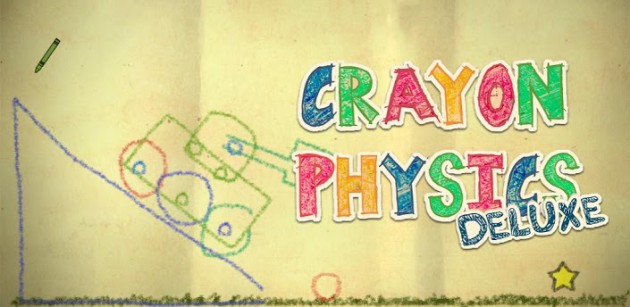 Crayon Physics Deluxe (Steam Key / ROW / Region Free)