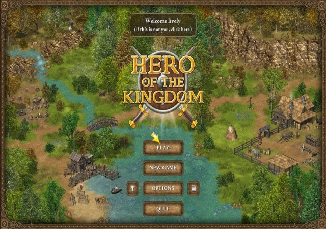 Hero of the Kingdom   (Steam Key / ROW / Region Free)