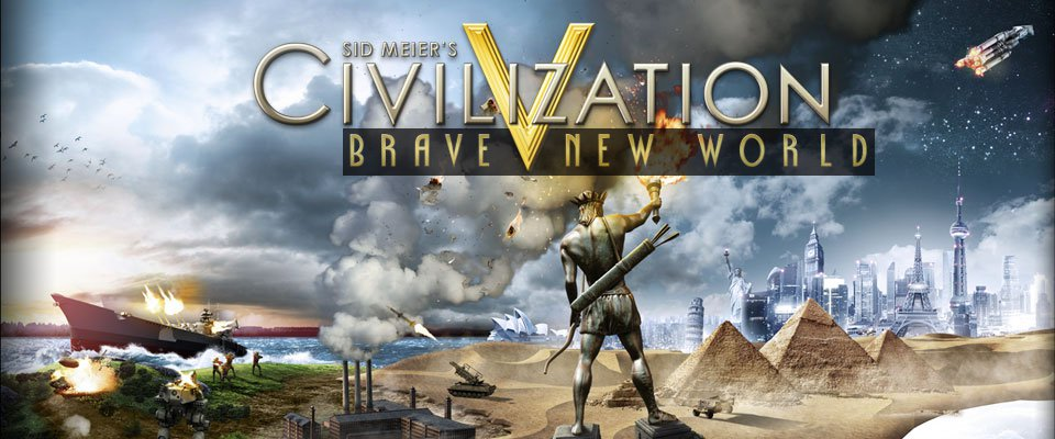 Civilization V 5: Brave New World DLC (Steam Key / ROW)