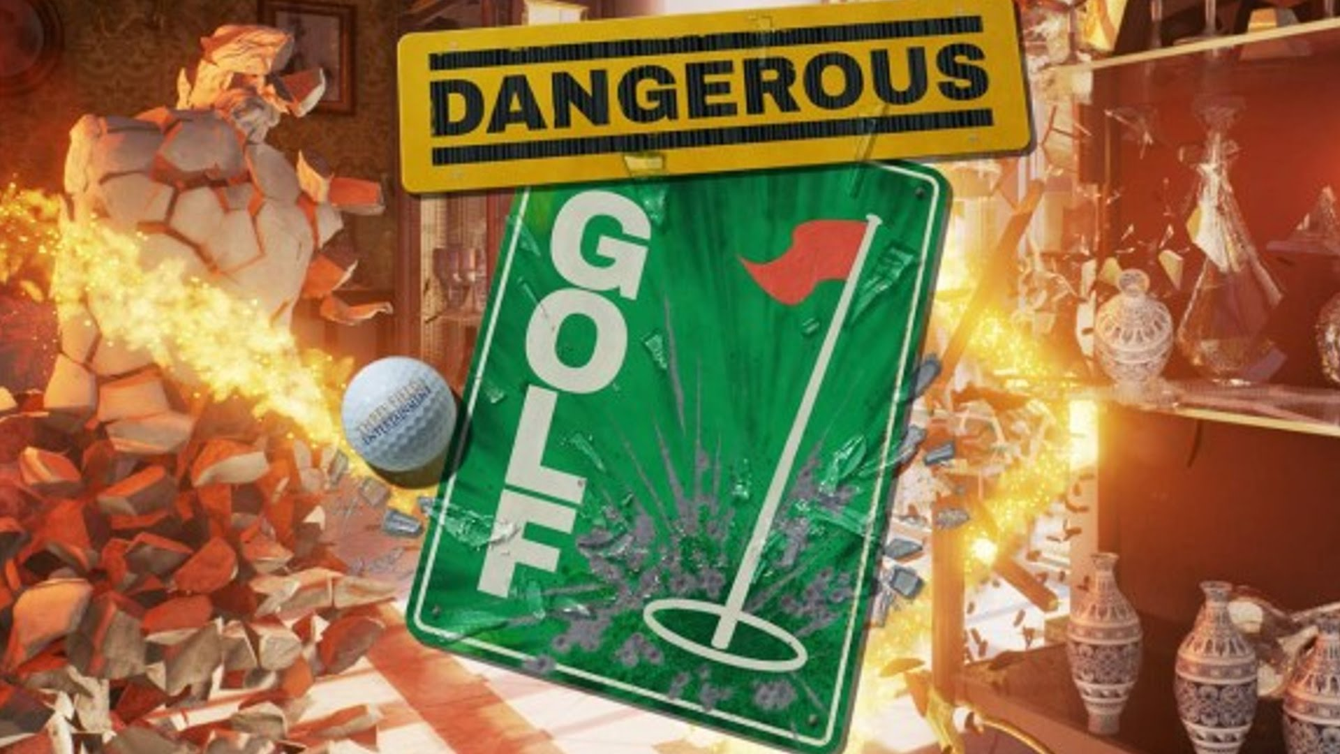 Dangerous Golf (Steam Gift / ROW / Region Free) HB link