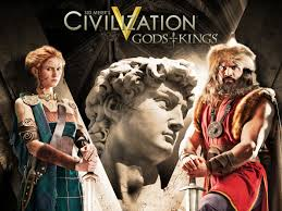 Civilization V 5 Gods and Kings DLC (Steam Key/RegFree)