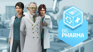 Big Pharma  ( Steam Gift / ROW / Region Free ) HB link