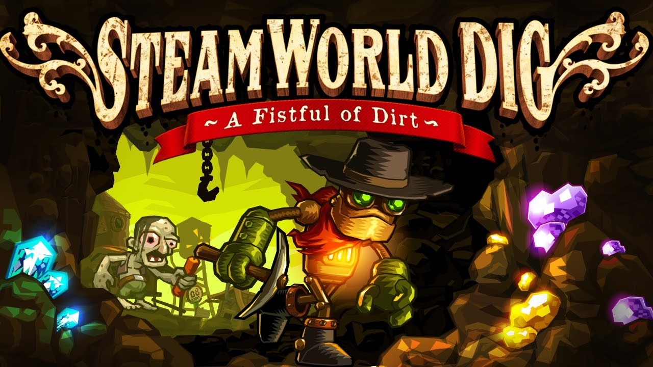 SteamWorld Dig  (Steam Gift/ROW/Region Free) HB link