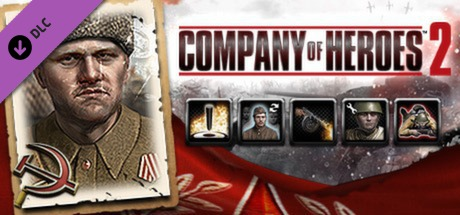 Company of Heroes 2 - Soviet Commander (Steam Key/ROW)