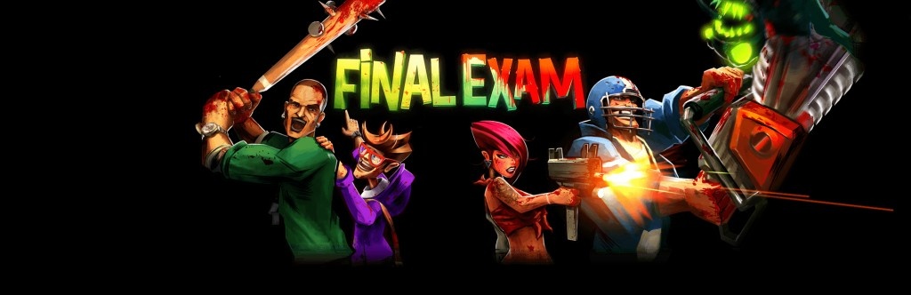 Final Exam  ( Steam Gift / ROW / Region Free ) HB link