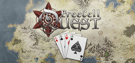 FreeCell Quest  (Steam Key / ROW / Region Free)
