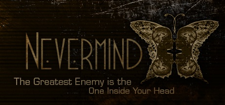 Nevermind  (Steam Key / ROW / Region Free)