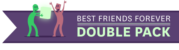 ibb & obb - Best Friends Forever Double Pack(Steam Key)