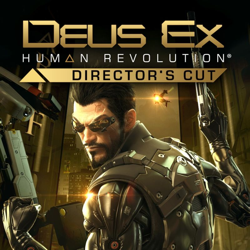 Deus Ex: Human Revolution  Director´s Cut SteamKey/ROW