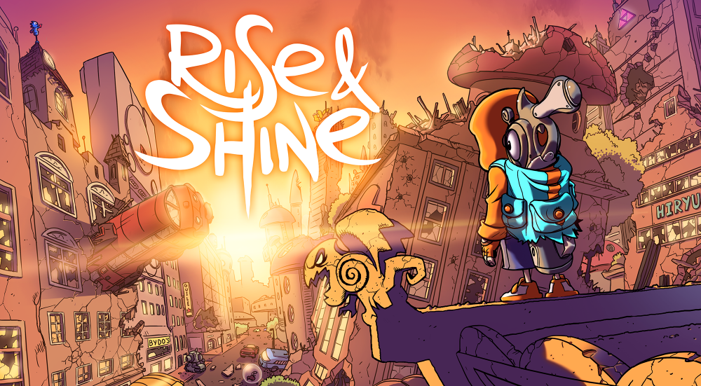 Rise & Shine  (Steam Gift / ROW / Region Free) HB link