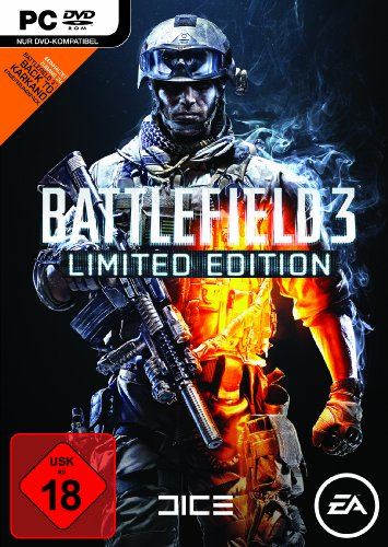 Battlefield 3 Limited Edition + Game  (Full Access)