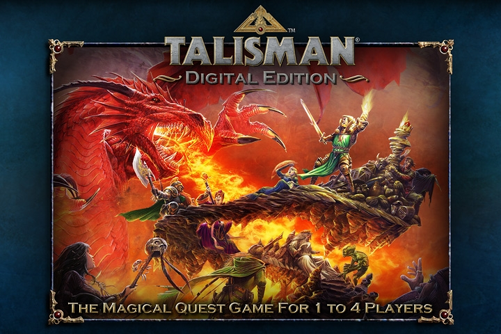 Talisman: Digital Edition + 2DLC Martyr + Gambler STEAM