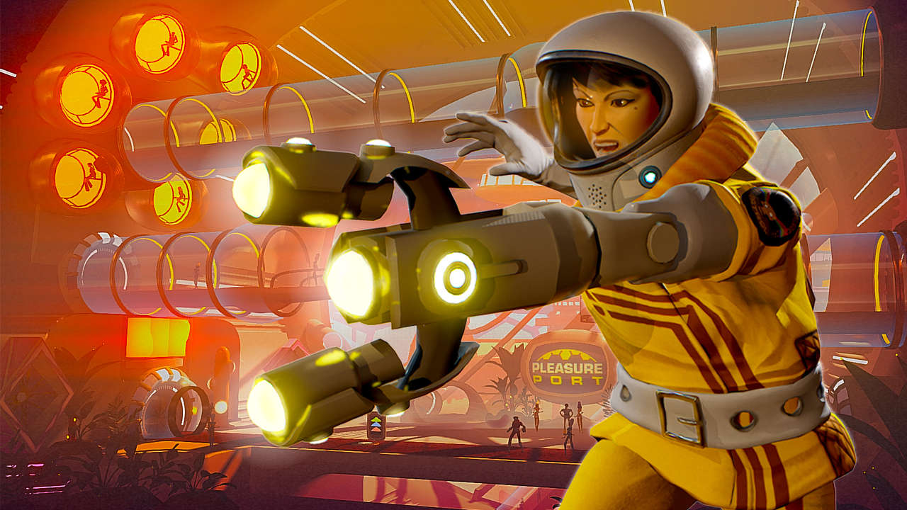 Headlander  (Steam Gift / ROW / Region Free) HB link