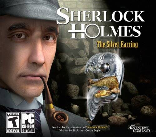 Sherlock Holmes: The Silver Earring  (Steam Key / ROW)