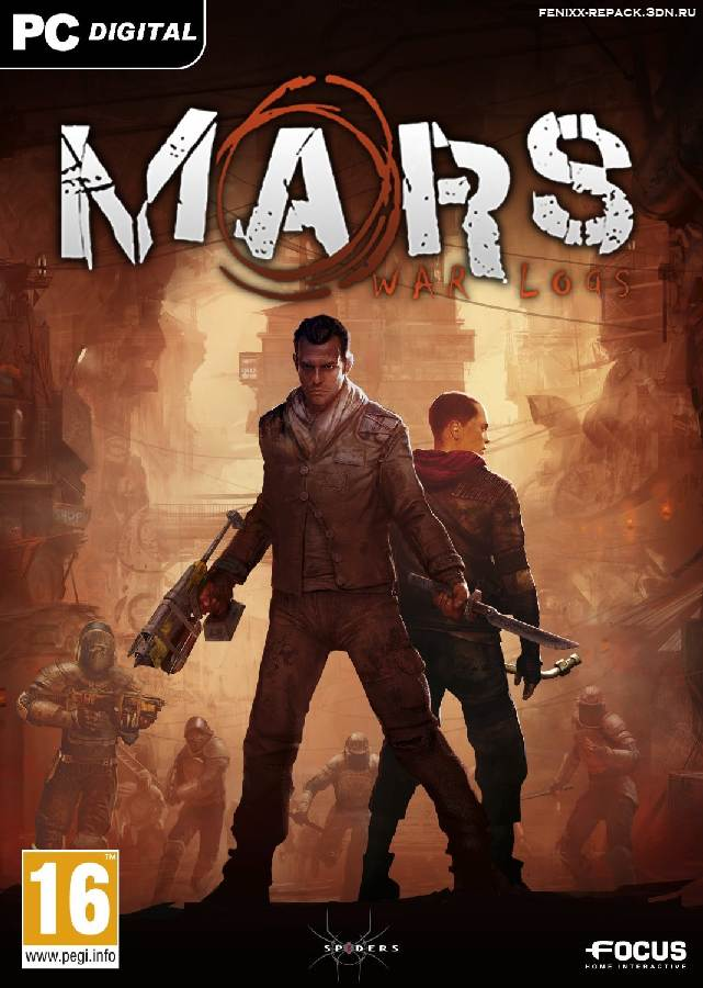 Mars: War Logs (Steam Gift  /ROW / Region Free) HB link