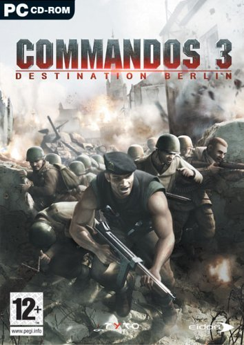 Commandos 3: Destination Berlin (Steam Key/Region Free)