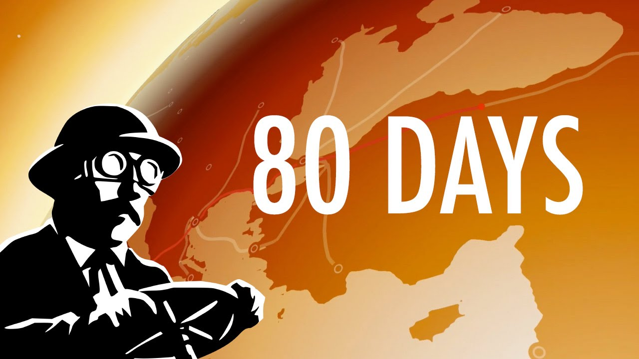 80 Days  (Steam Gift / ROW / Region Free) HB link