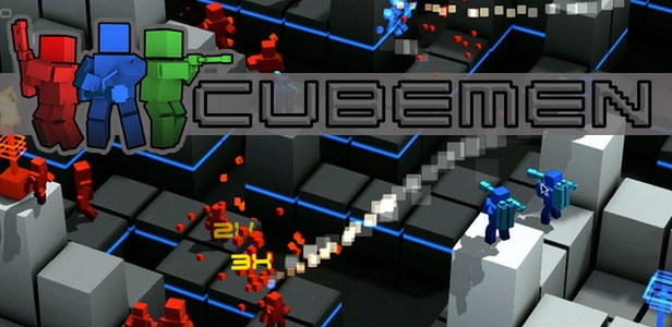 Cubemen  (Steam Key / ROW / Region Free)