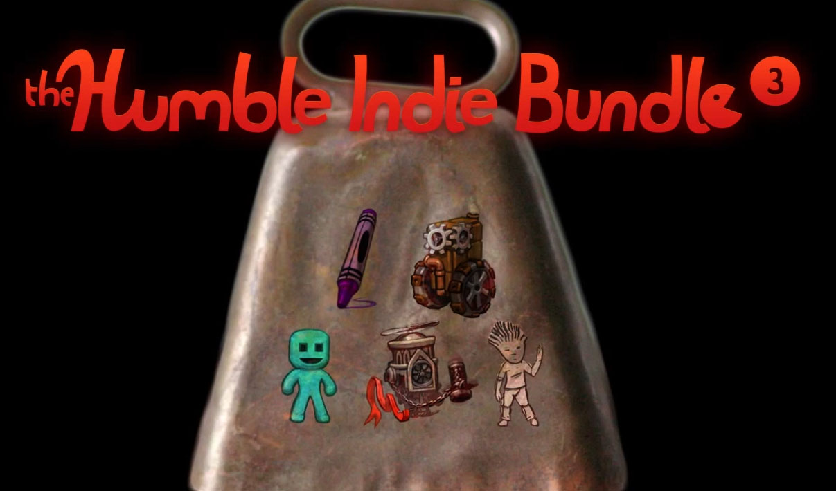 Humble Indie Bundle #3  (Steam Key / ROW / Region Free)