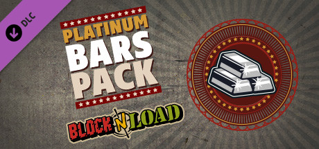 Block N Load - Platinum Bar Pack DLC  (Steam Key / ROW)
