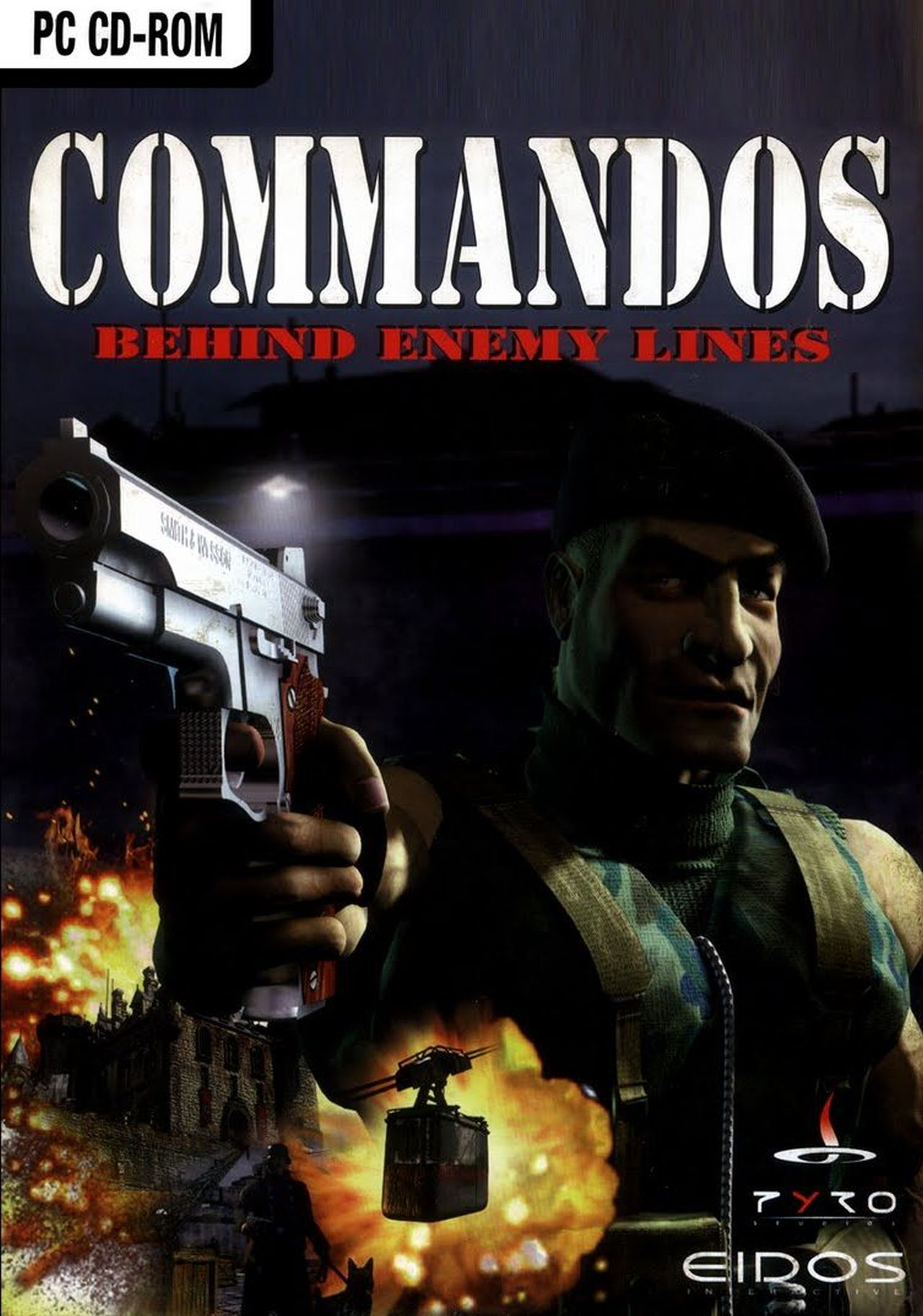Commandos: Behind Enemy Lines (Steam Key / Region Free)