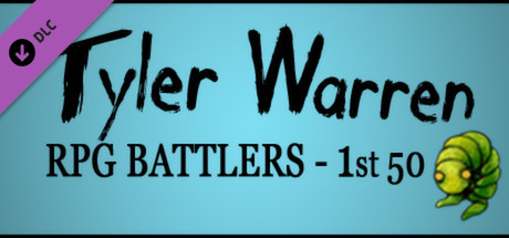 RPG Maker - Tyler Warren´s First 50 Battler Pack DLC
