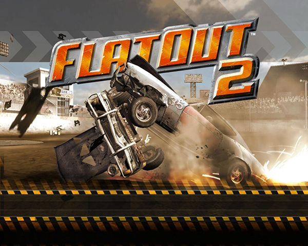 FlatOut 2  (Steam Key / ROW / Region Free)