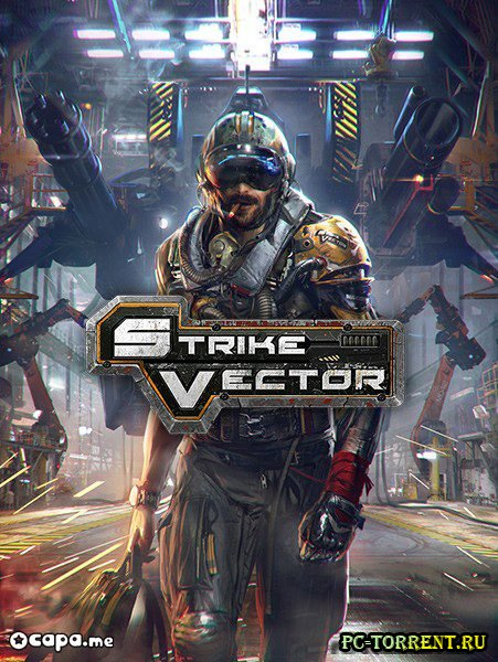 Strike Vector  (Steam Key / ROW / Region Free)