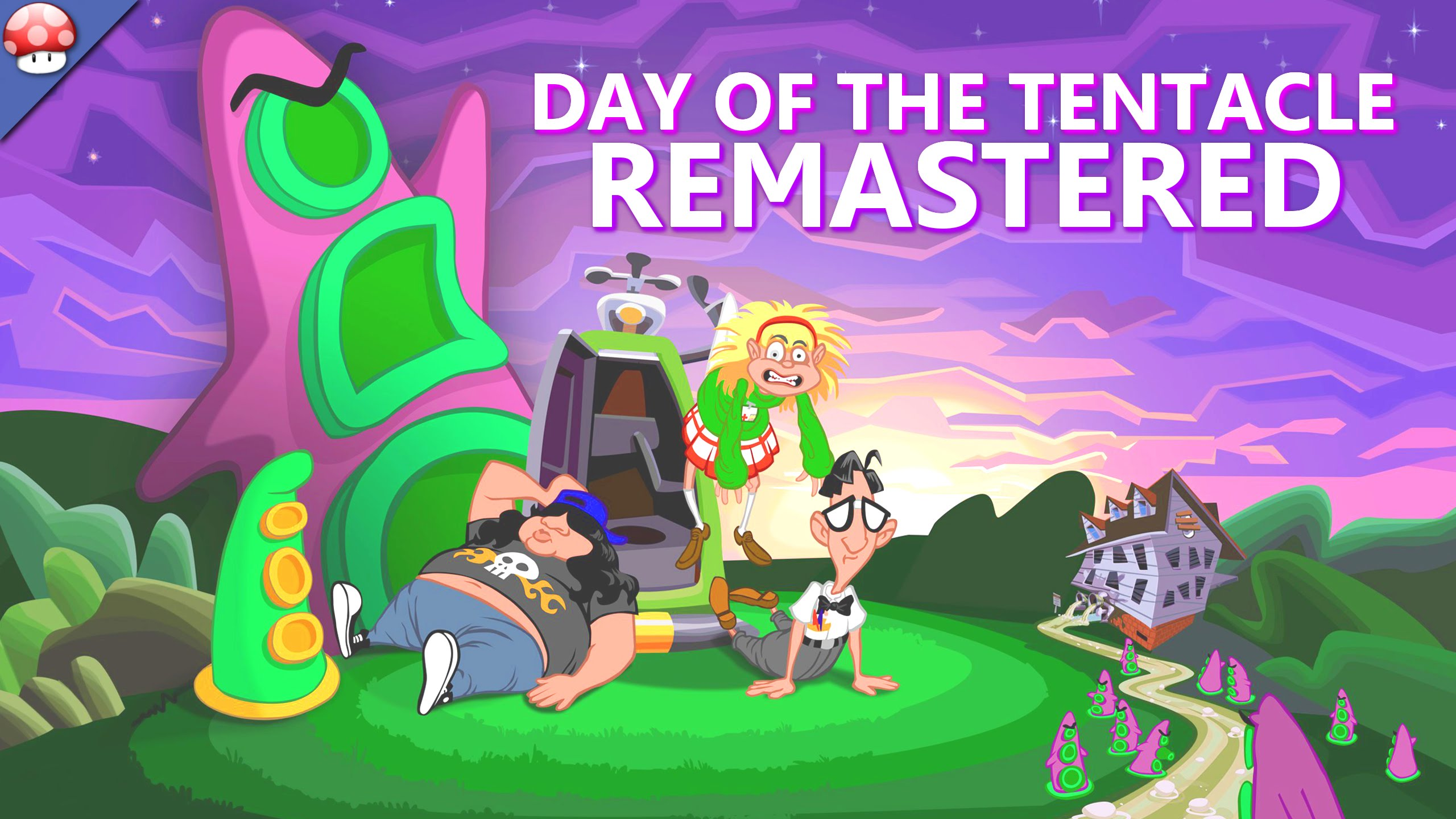 Day of the Tentacle Remastered (Steam Gift/ROW) HB link