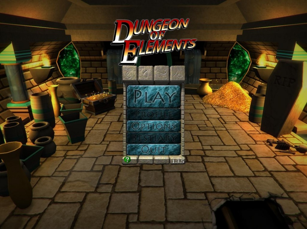 Dungeon of Elements  (Steam Key / ROW / Region Free)