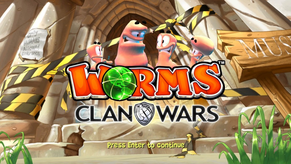 Worms Clan Wars  (Steam Key / ROW / Region Free)
