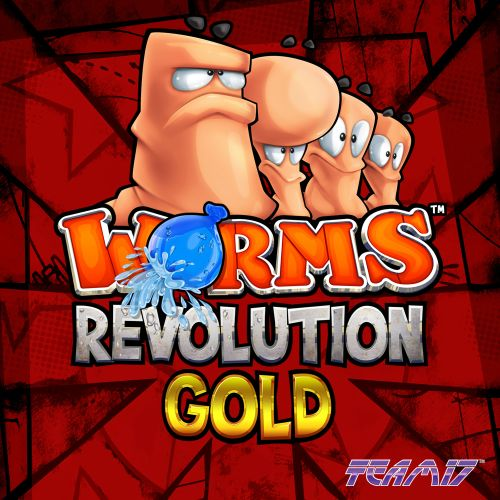 Worms Revolution Gold  (Steam Key / ROW / Region Free)