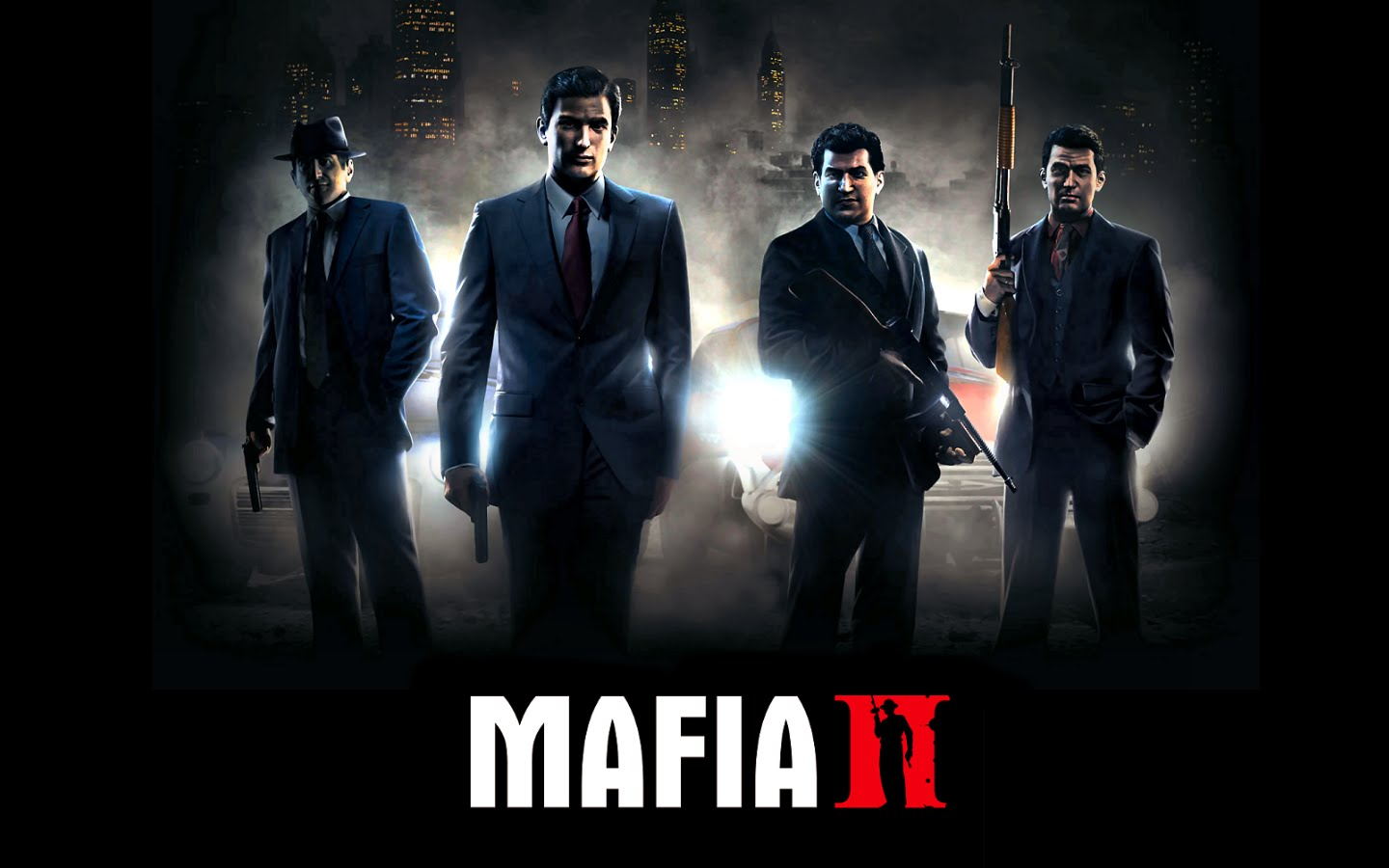 Mafia II  (Steam Key / ROW / Region Free)