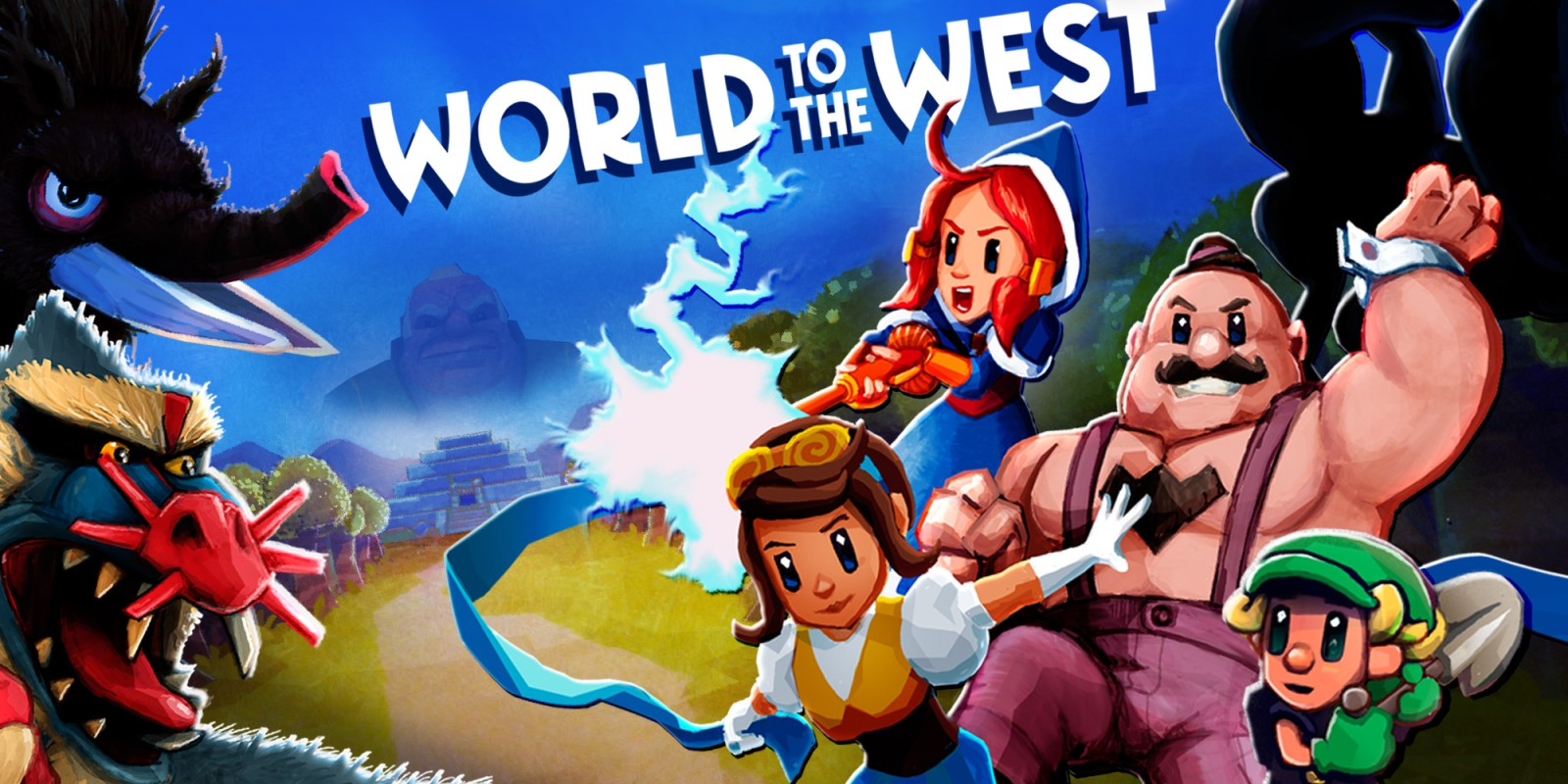 World to the West  (Steam Key / ROW / Region Free)