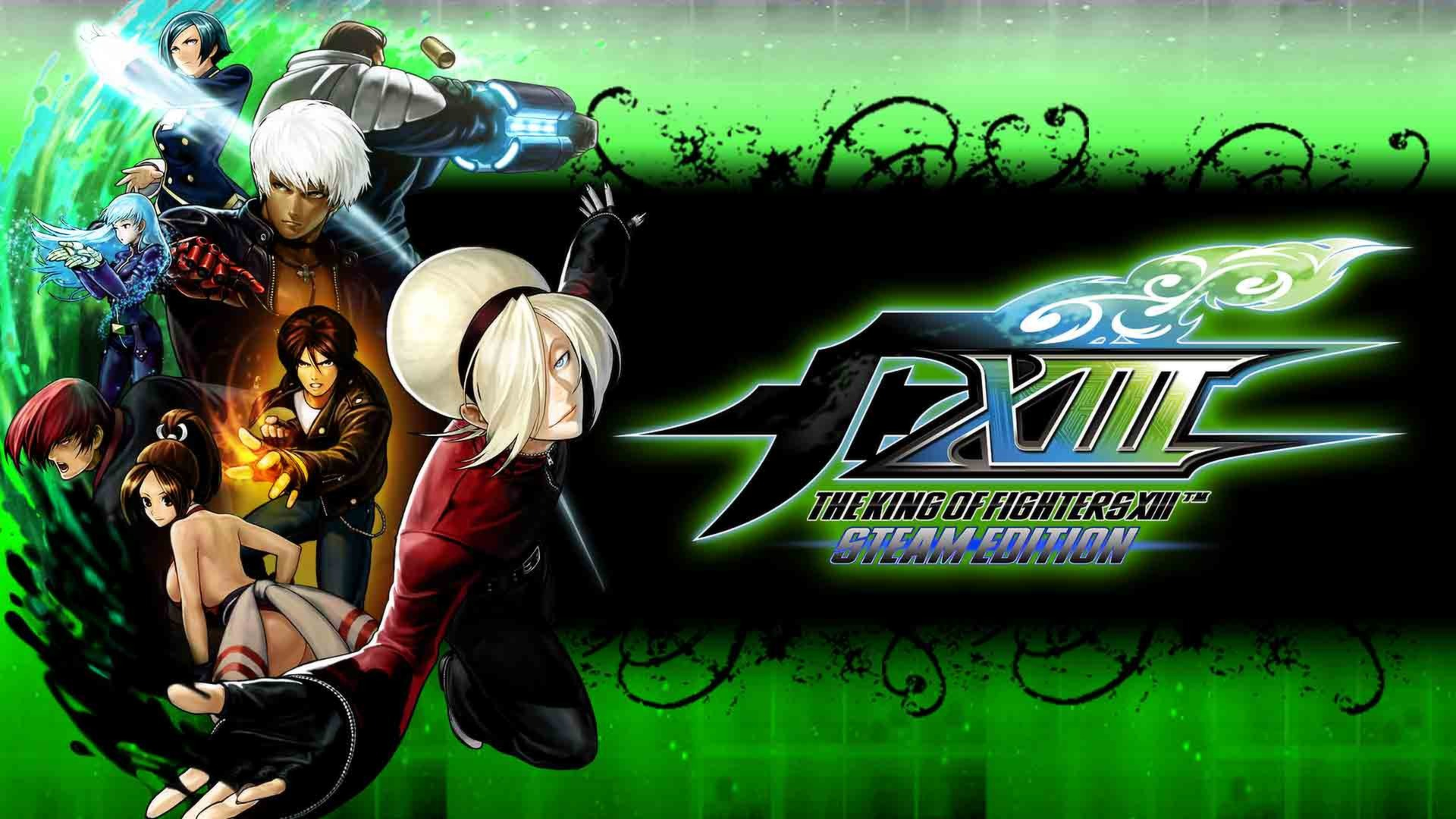 THE KING OF FIGHTERS XIII STEAM EDITION ( Region Free )