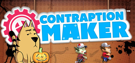 Contraption Maker (Steam Key / ROW / Region Free)