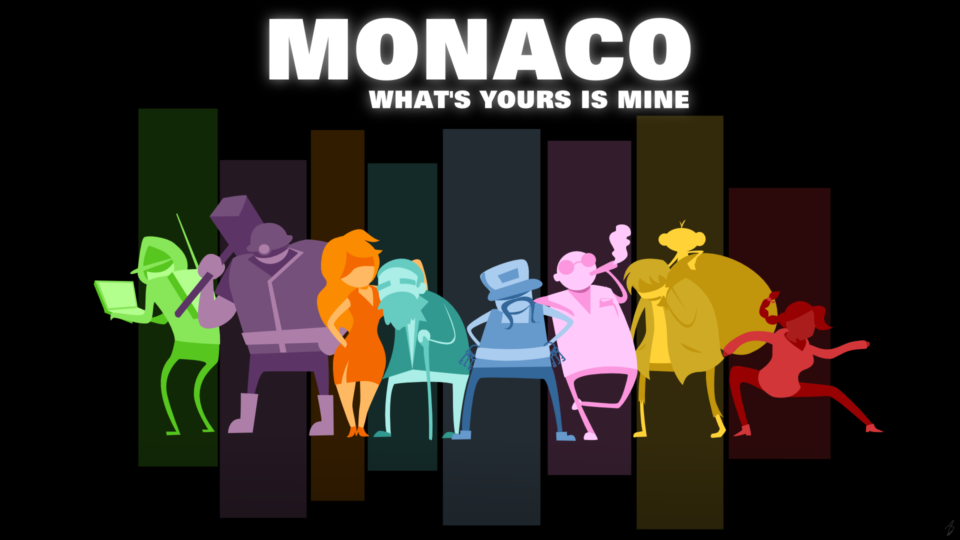 Monaco: What´s Yours Is Mine (Steam Key /ROW/ Reg Free)