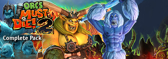 Orcs Must Die! 2: Complete Pack (Steam Key / ROW)
