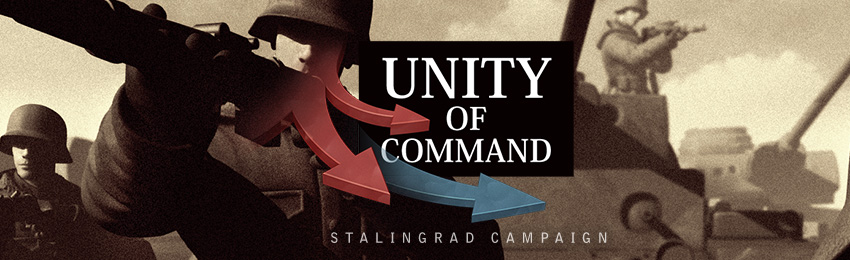 Unity of Command: Stalingrad Campaign (Steam key / ROW)