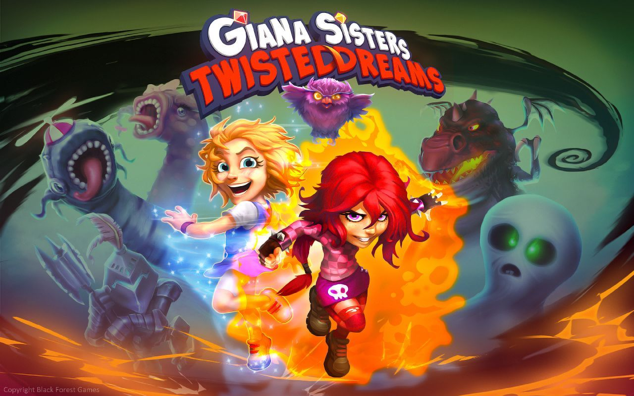 Giana Sisters: Twisted Dreams (Steam Key/Region Frее)