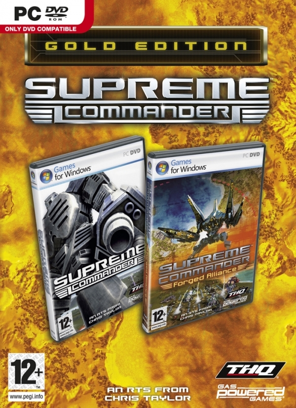 Supreme Commander Gold Edition (Steam Key/Region Frее)