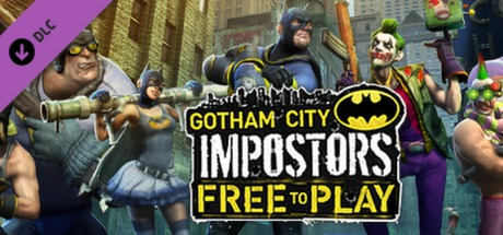 Gotham City Impostors: Professional Kit (Steam Key)