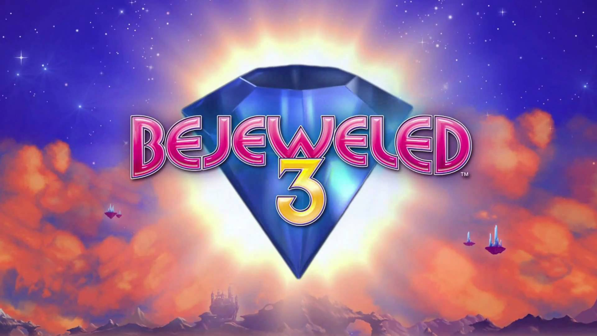 Bejeweled 3+Feeding Frenzy 2+Peggle Deluxe+ (Steam Key)