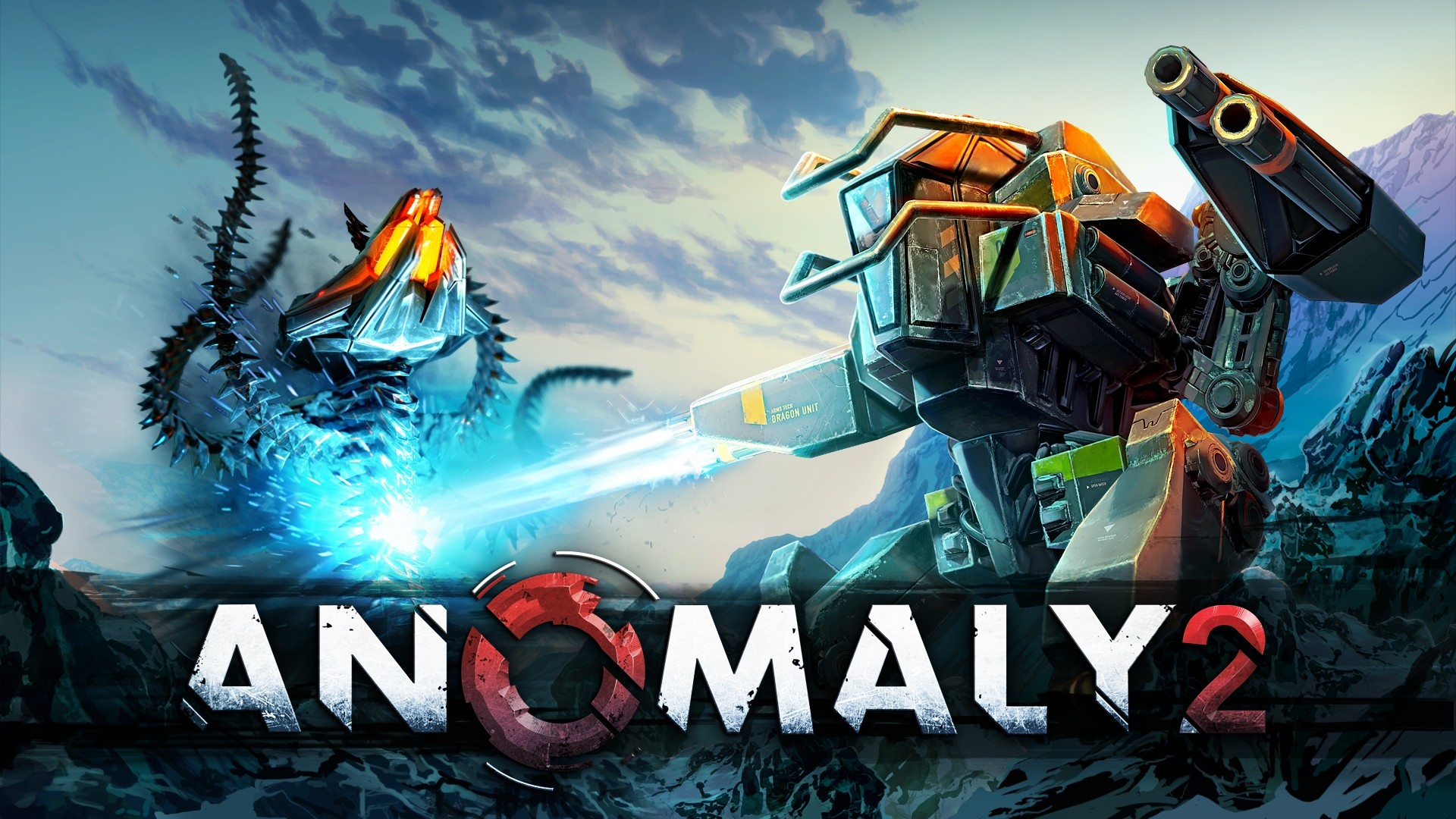 Anomaly 2  (Steam Key / ROW / Region Free)
