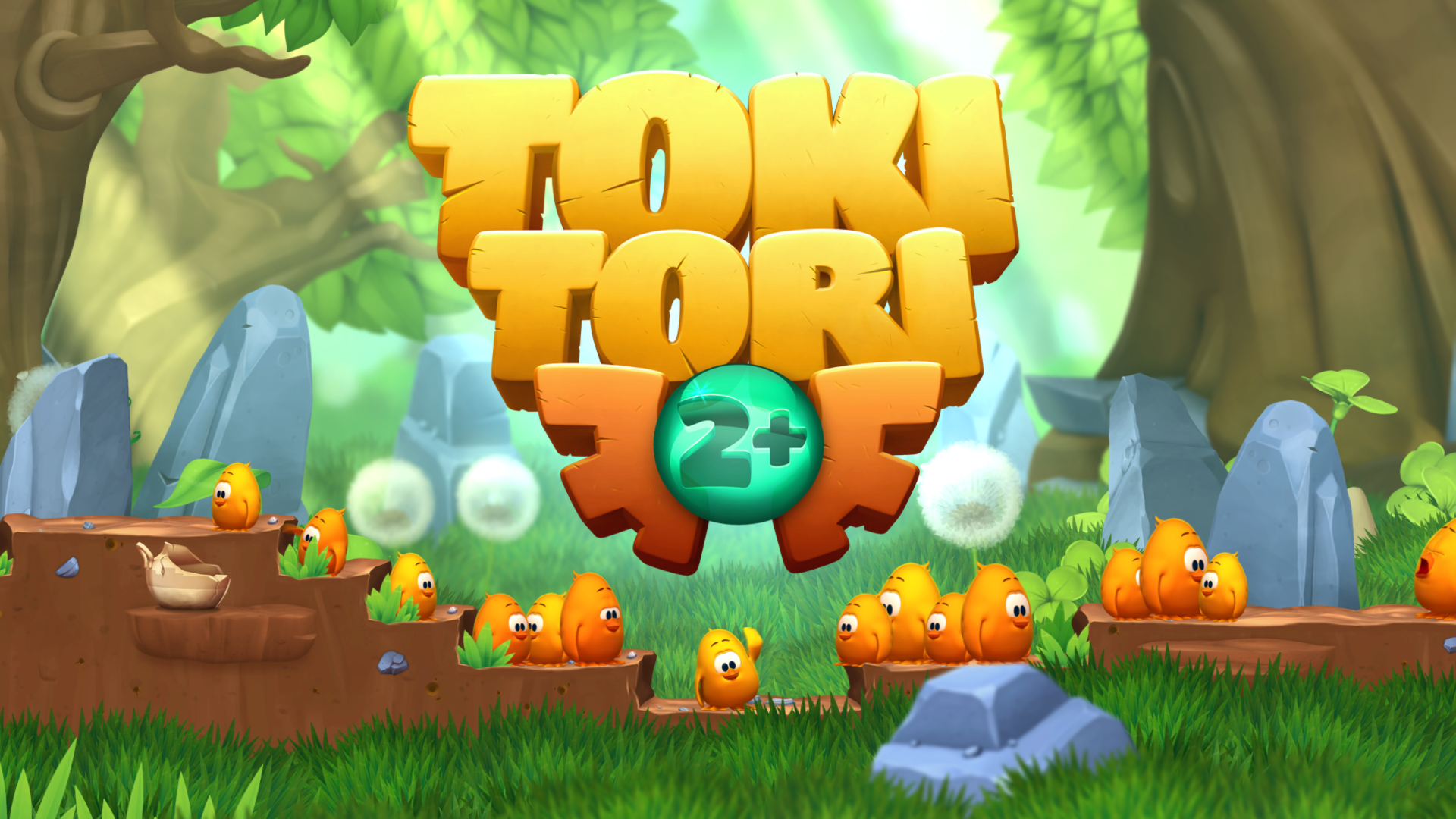 Toki Tori 2+  (Steam Key / ROW / Region Free)