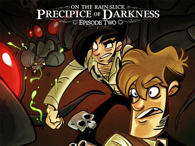 Precipice of Darkness, Episode Two  (Steam Key / ROW)